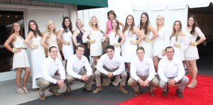 AGB Gala 2014 ~ Student Hosts